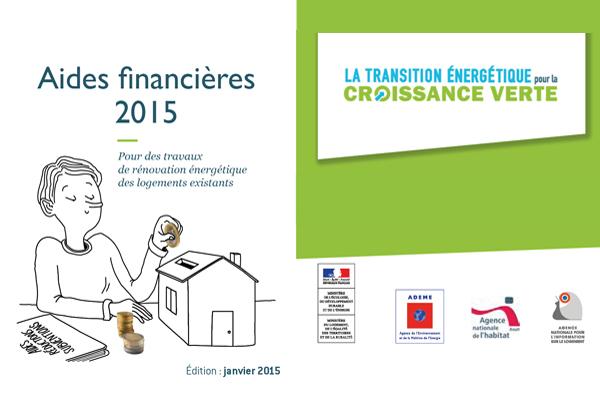 Aides financières 2015 : comment financer la rénovation de votre habitat ?