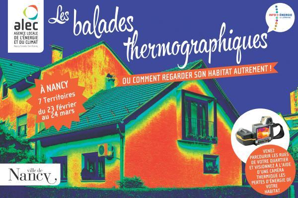 Balades thermographiques à Nancy ou comment voir son habitat autrement ?