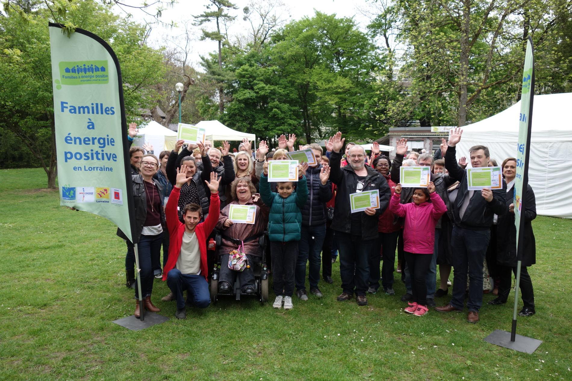 Retour sur la 6ème édition du concours des Familles à Energie Positive