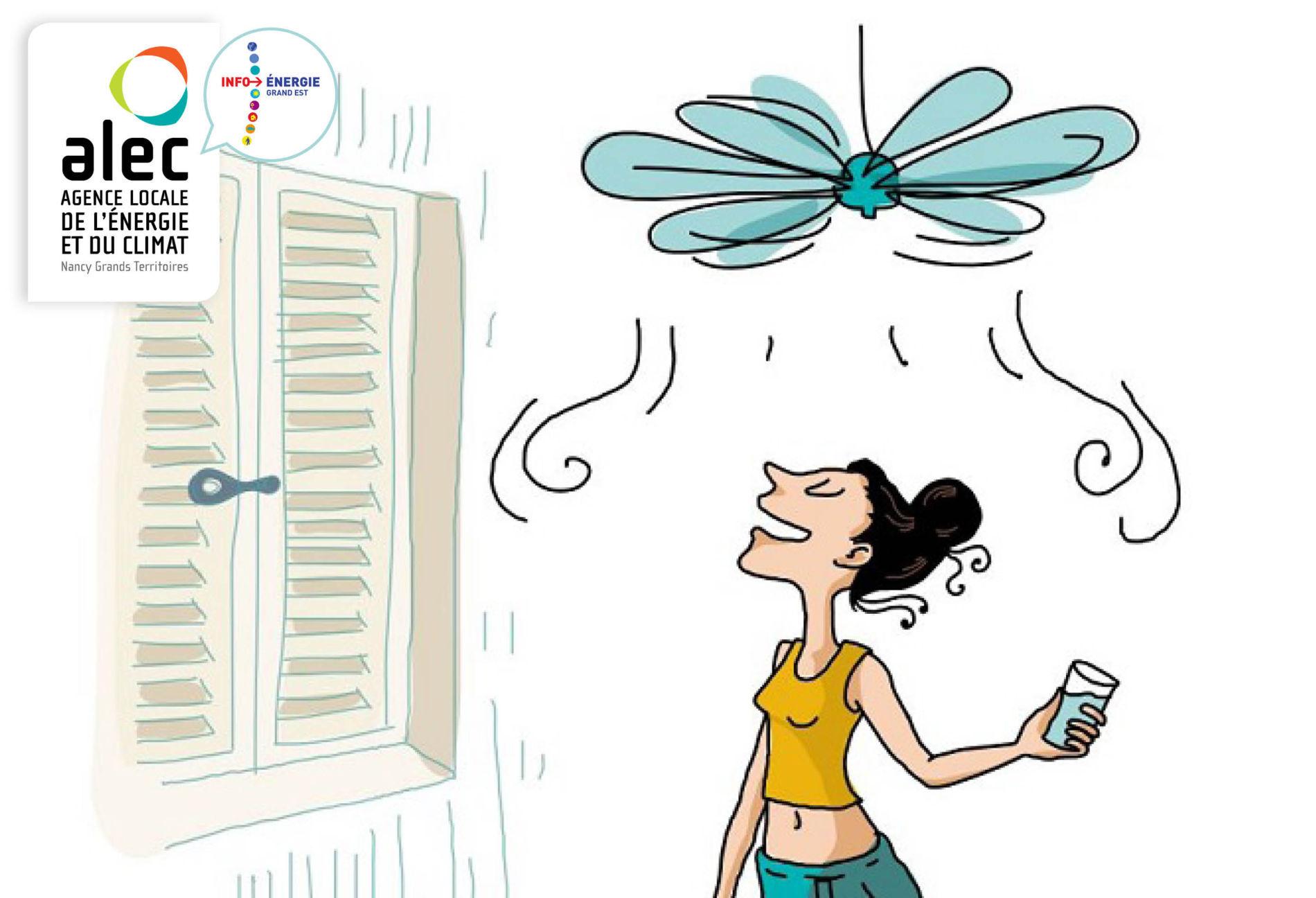 Comment garder votre logement frais lors des canicules ?