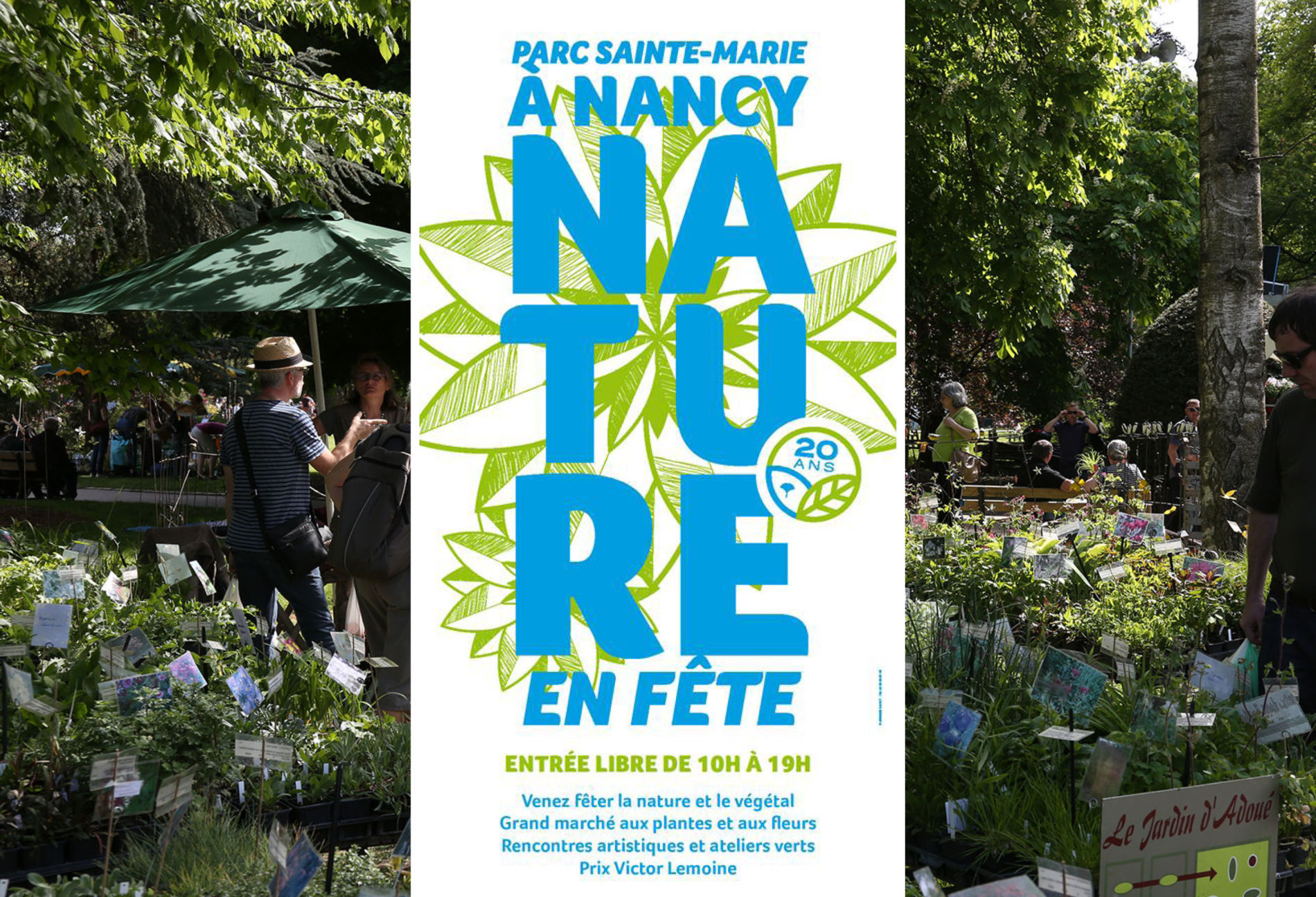 NANCY – NATURE EN FÊTE