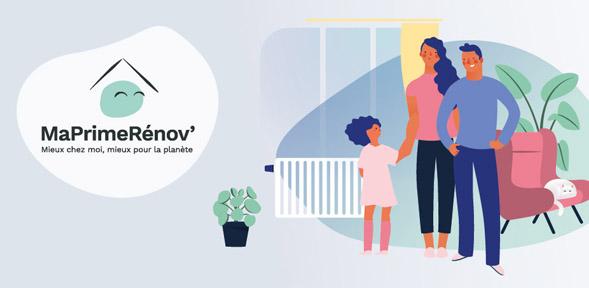 MaPrimeRénov', un nouveau dispositif d'aides pour tous les ménages