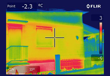 Prêt de caméra thermique et de wattmètres !