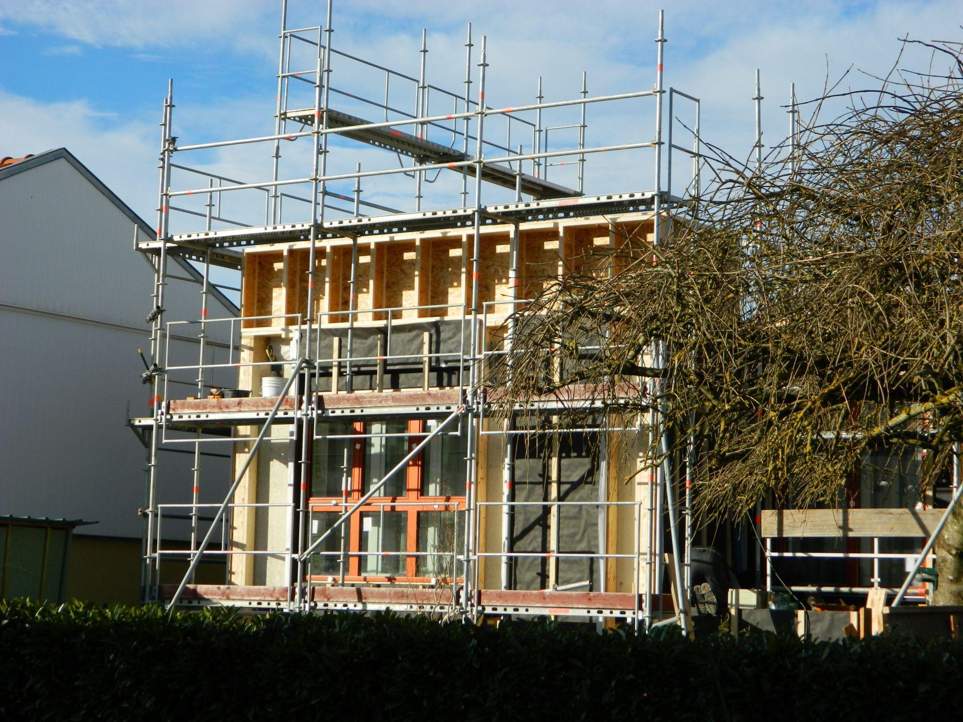 Le 8ème chantier de Clairlieu Eco Rénovation Solidaire ouvre ses portes