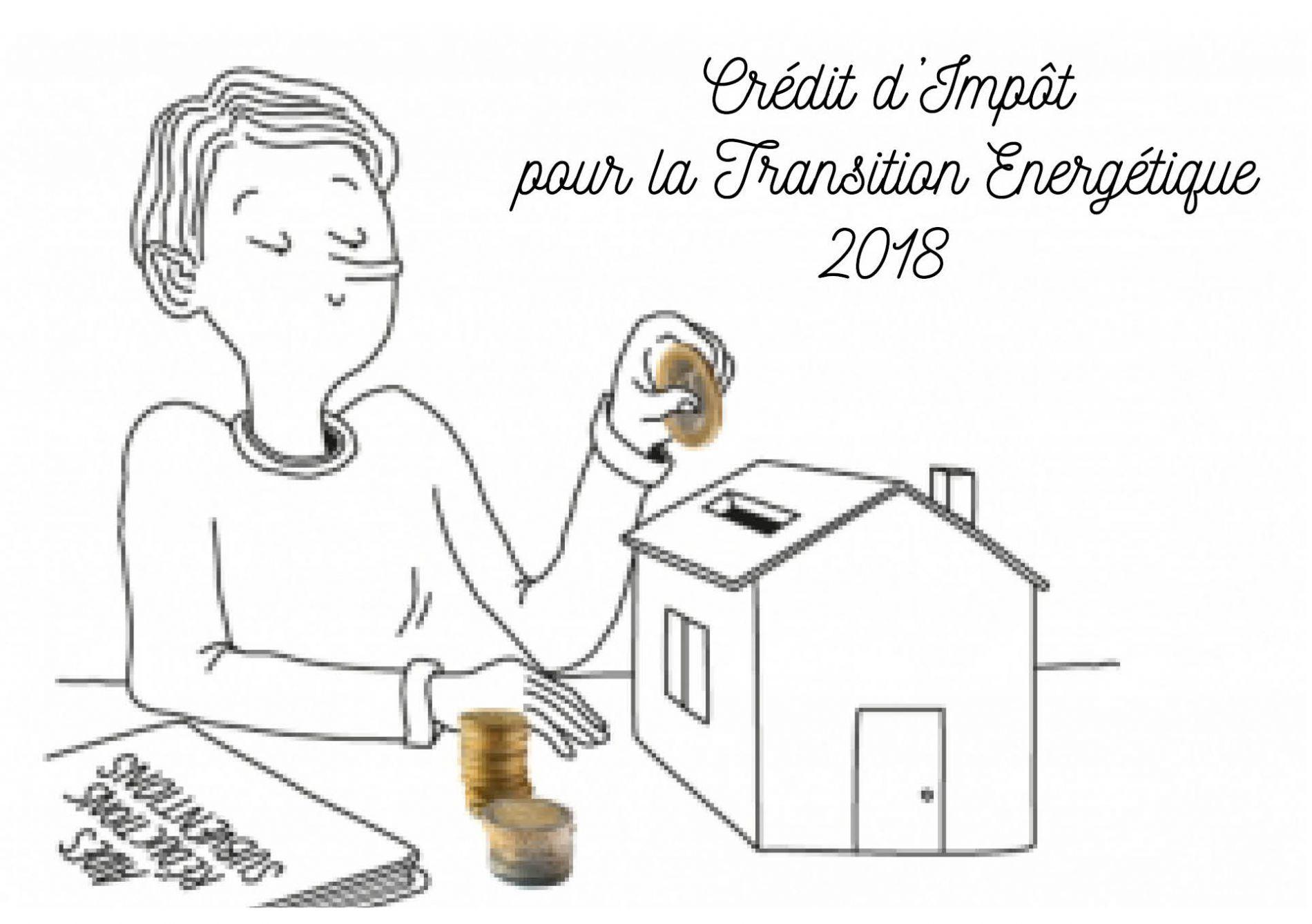 Quels crédits d'impôt pour vos travaux d'économie d'énergie en 2018