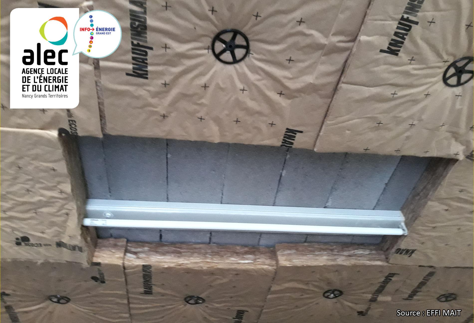 Isolation Garage 1 Euro Avis