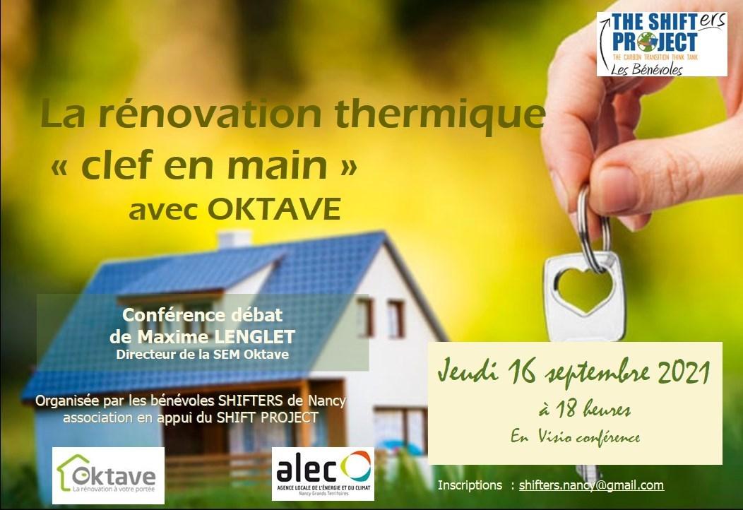 """La Rénovation thermique """"Clef en Main"""" avec Oktave"""